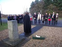 Remembrance, North Killingholme, 2014