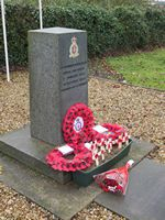 Remembrance Sunday, North Killingholme, November 2015