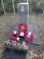 Remembrance, North Killingholme, 2016